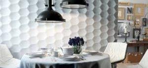 3Д-панели: преимущества отделочного материала — Ремонт дома