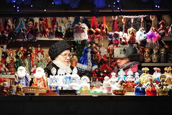 Дед Мороз и два вице-губернатора открыли Рождественскую ярмарку в Петербурге — Агентство Бизнес Новостей — Ремонт дома
