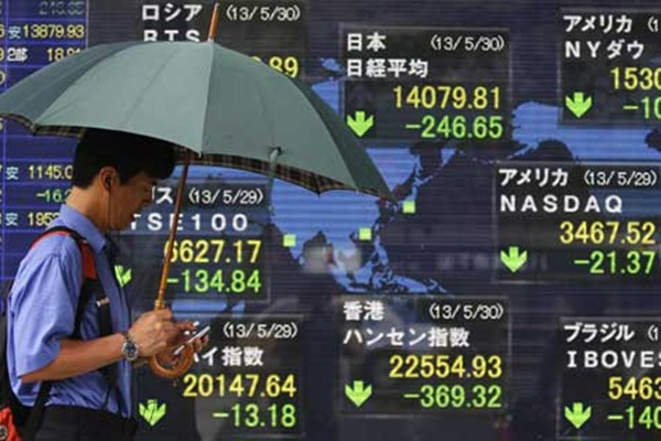 Индекс Nikkei достиг максимума с 1992 года — Агентство Бизнес Новостей — Ремонт дома