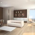 Интерьер офиса в стиле минимализм — Ремонт дома