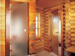 Какие двери выбрать для бани — Ремонт дома