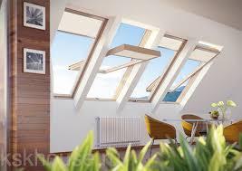 Мансардные окна в загородном доме — Ремонт дома
