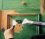 Снимаем старую краску с дерева — Ремонт дома