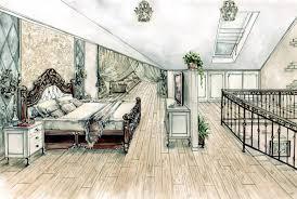 Спальня в итальянском стиле — Ремонт дома