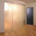 Стеклянные двери в интерьере помещения — Ремонт дома