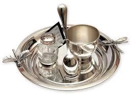 Столовое серебро: безупречный подарок на новоселье — Ремонт дома