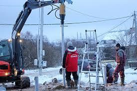 Строительство зимой: мороз не помеха — Ремонт дома