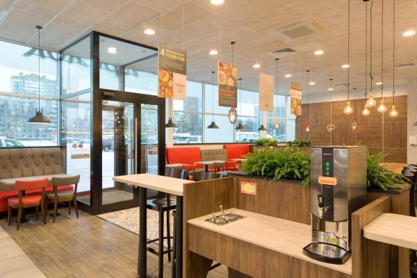 «Теремок» вместо киосков будет открывать кафетерии — Агентство Бизнес Новостей — Ремонт дома
