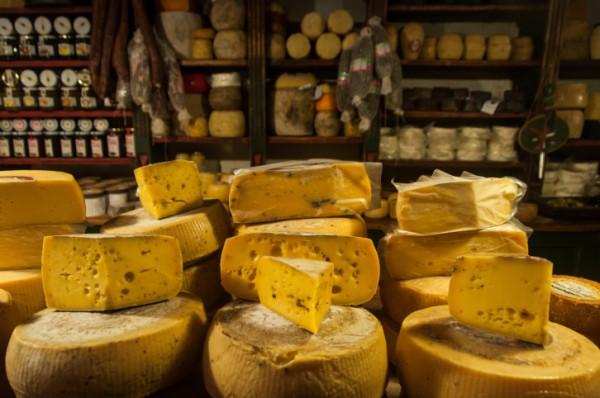 В Петербурге задержали 2 т сыра из Сербии — Ремонт дома
