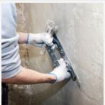Выравниваем стены при помощи шпаклевки — Ремонт дома