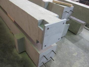 Современное строительство. ЖБИ колонны
